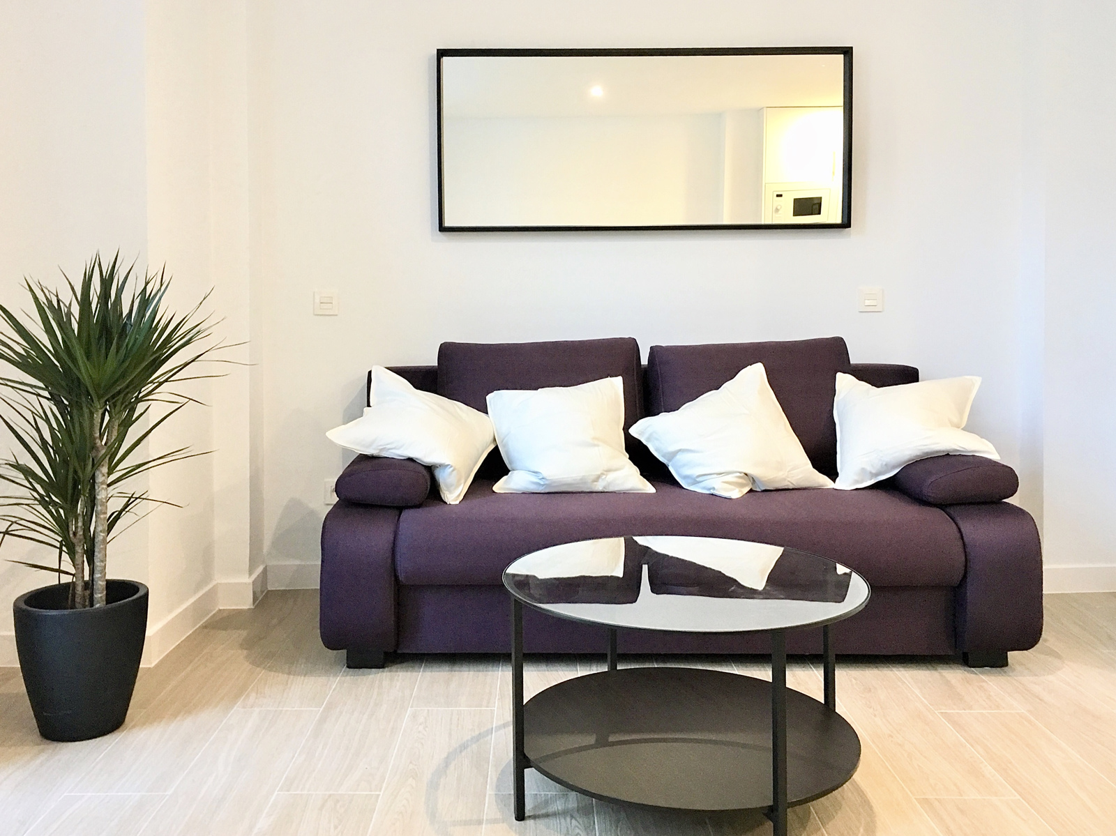 Holiday rental apartaments in Málaga. Apartments in the city center and El Palo beach. The best location in Málaga. - Picacho Atico