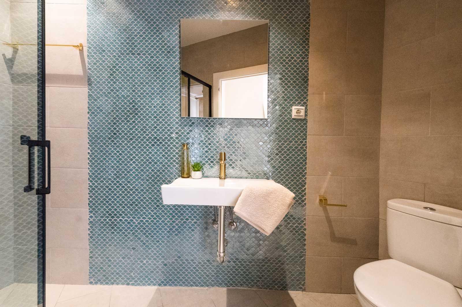 Holiday rental apartaments in Málaga. Apartments in the city center and El Palo beach. The best location in Málaga. - Suites La Merced 2 dormitorios Bajo